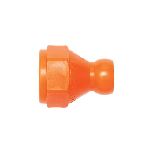 hydraulic adapter / for pipes / reducing / female hose
