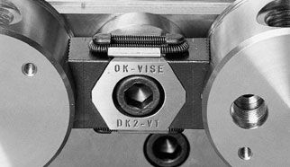 low-profile workholding component