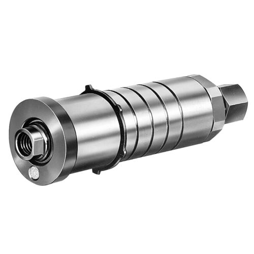 hydraulic cylinder / single-acting / clamping