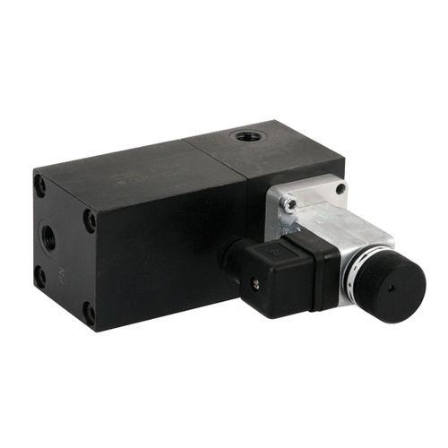 hydraulic pressure intensifier