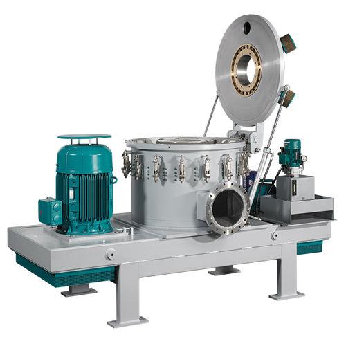 rotor classifier mill - NETZSCH Grinding & Dispersing