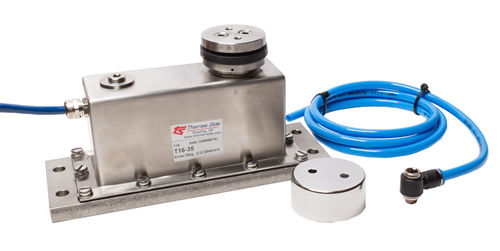 single-point load cell / beam type / OIML / stainless steel