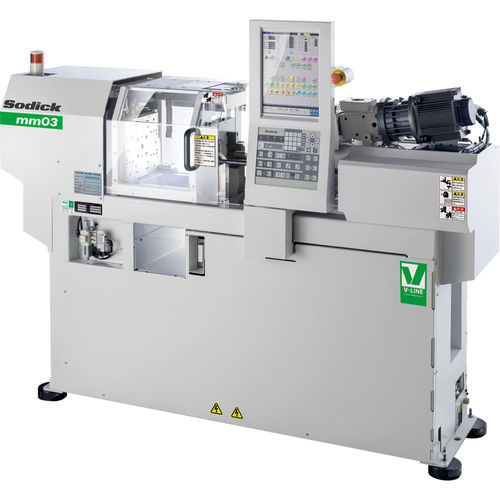 horizontal injection molding machine / hydraulic / electric / hybrid