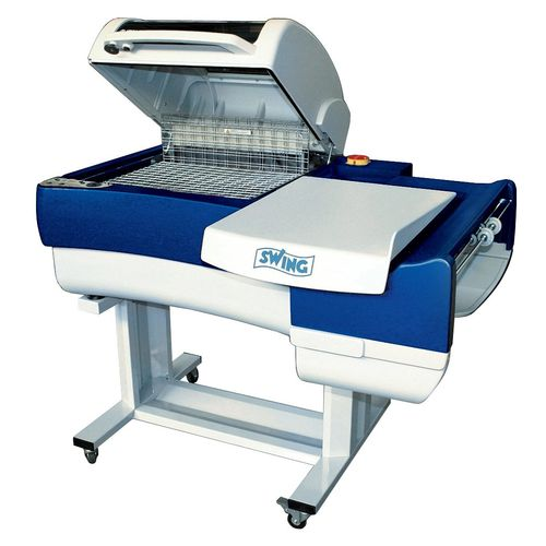 manual packaging machine / bell type / for the food industry / for confectionery products