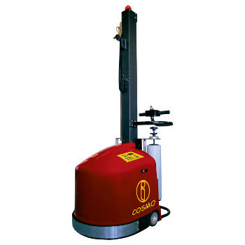 automatic wrapping robot / robotic / pallet