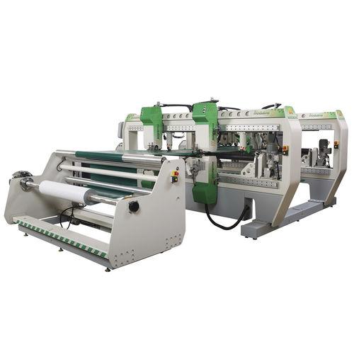 wire crimping machine / automatic
