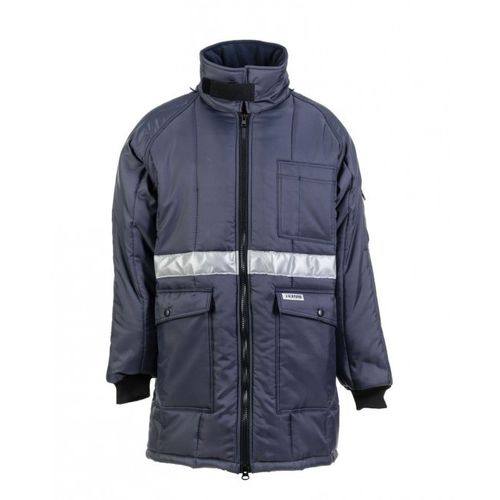work jacket / cold weather / polyester / nylon
