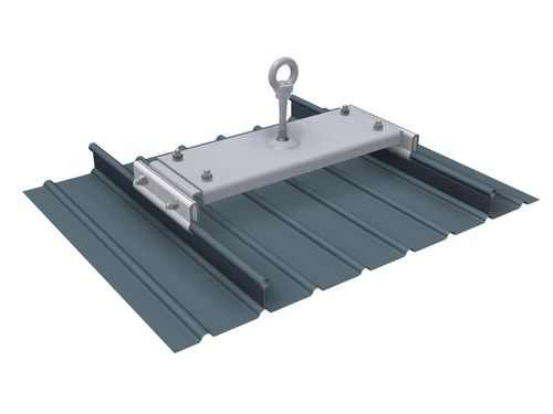 roof fall arrest anchor