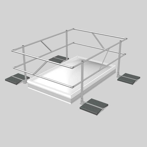free-standing railing