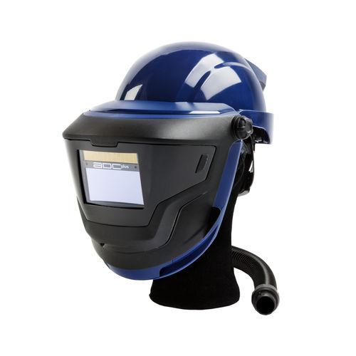EN 166 welding helmet