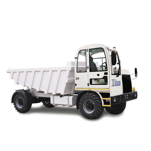 rigid dump truck - Titan Makina Ltd. Sti.