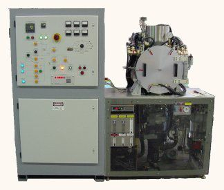 heat treatment furnace / annealing / oxidation / chamber