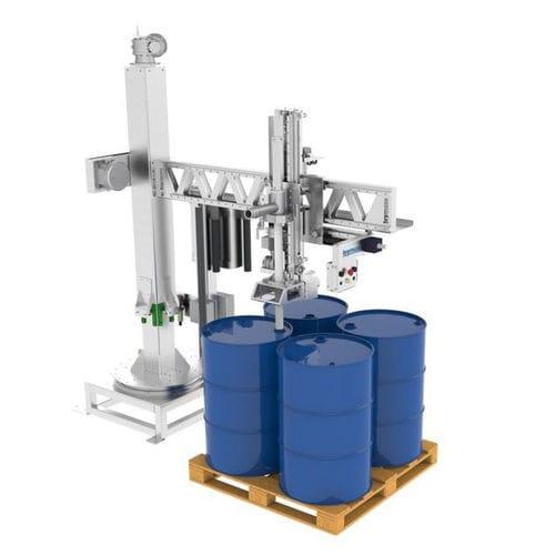 liquid product filling machine