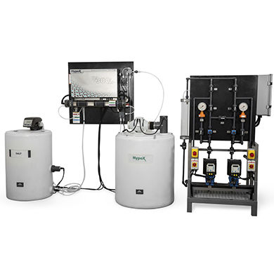 water disinfection unit