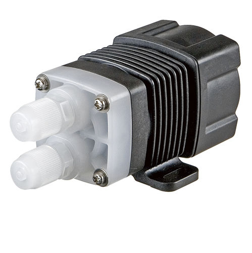 electromagnetically-driven pump / for chemicals / DC / normal priming