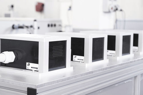 multipole magnetizing fixture - Laboratorio Elettrofisico