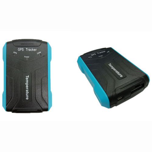GPS tracker / with temperature measurement / with humidity measurement