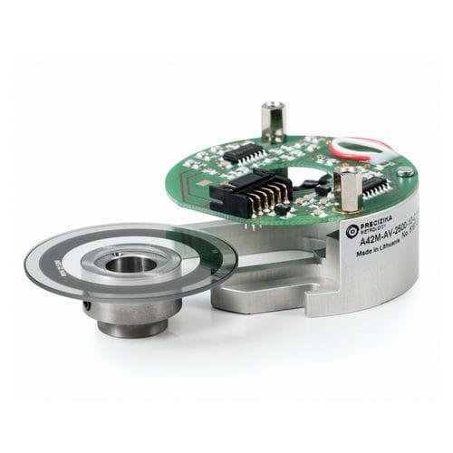 incremental rotary encoder / photoelectric / digital / sine wave