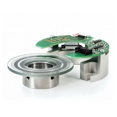 incremental rotary encoder / photoelectric / digital / sine wave