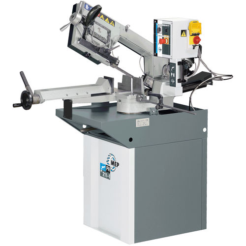 band saw / for metals / horizontal