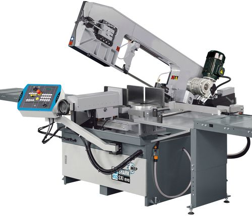 band saw / for metals / electro-hydraulic / horizontal