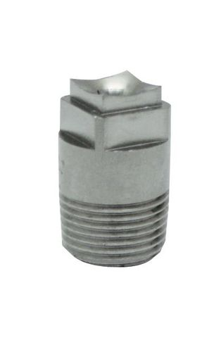spray nozzle / cleaning / washing / for liquids