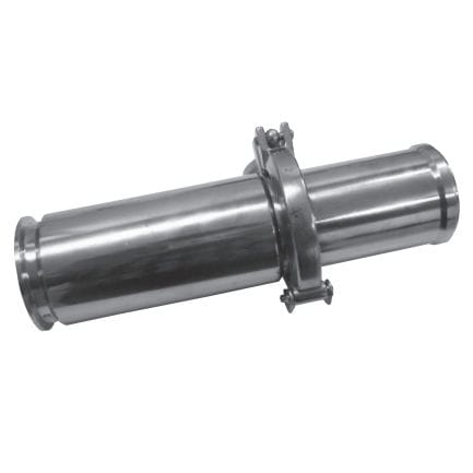 cleaning nozzle / washing / for liquids / stainless steel