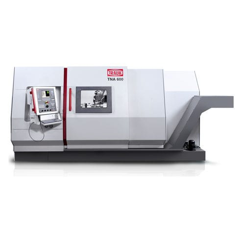 CNC turning machine / universal