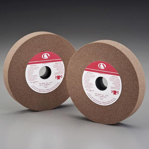 sharpening wheel / cylindrical / aluminum alloy