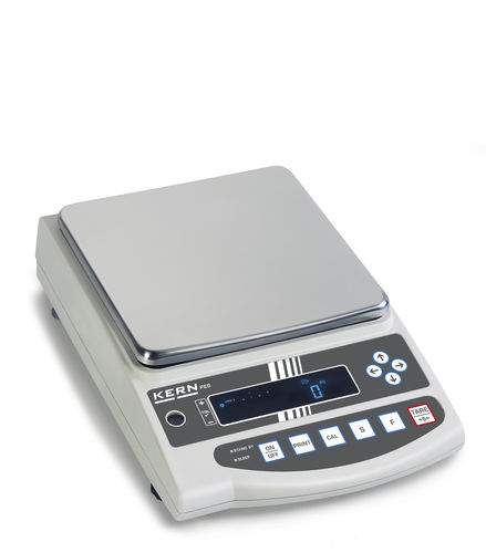 laboratory balance / precision / counting / with LED display