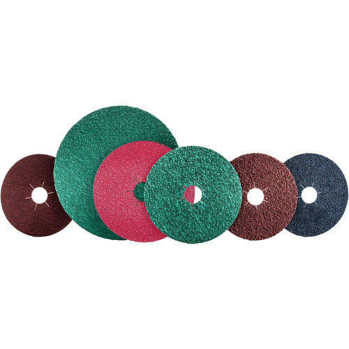 zirconia abrasive disc / ceramic / silicon carbide / for polishing
