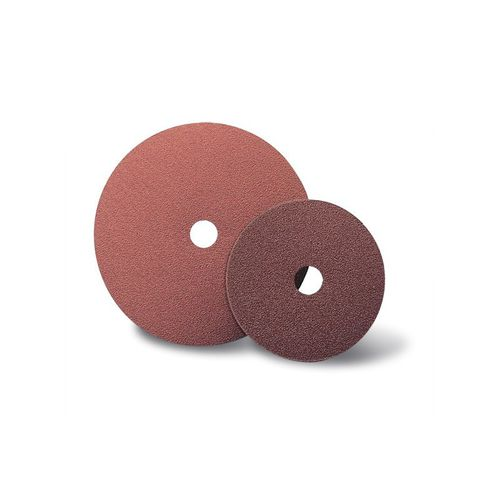 synthetic fiber abrasive disc / sanding / for aluminum / for non-ferrous metals
