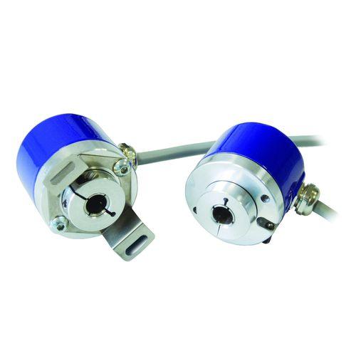 incremental rotary encoder / optical / magnetic / digital