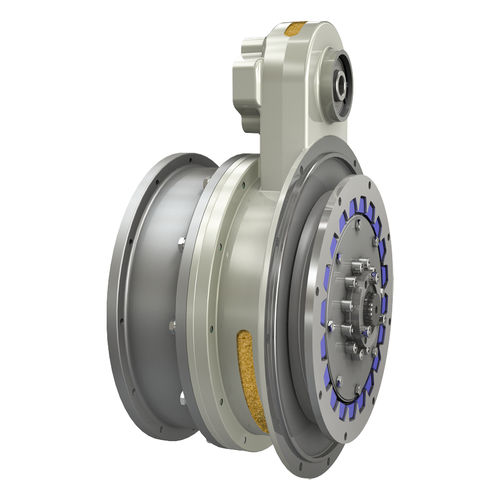 hydraulic pump drive system