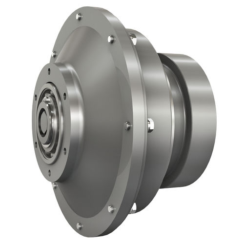 multiple-disc clutch / pneumatic / for heavy-duty applications / PTO
