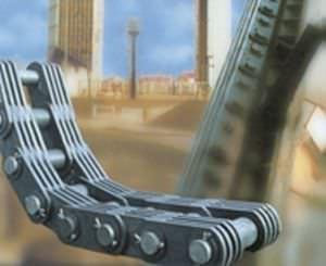 stainless steel handling chain / roller / leaf