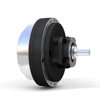 cycloidal gear reducer / coaxial / high-precision / compact