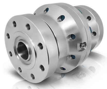 flange fitting / straight / hydraulic / high-pressure