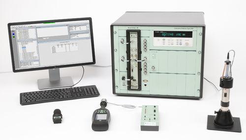 dosimeter calibration system