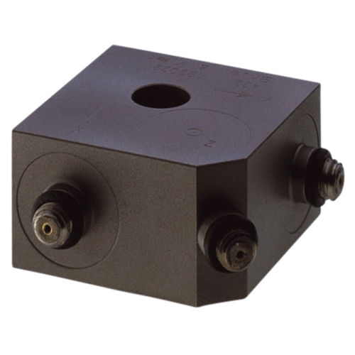 triaxial accelerometer / piezoelectric / for general purpose