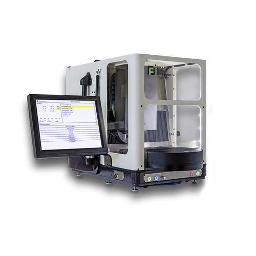 automatic surface treatment machine