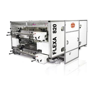 three-color printing machine