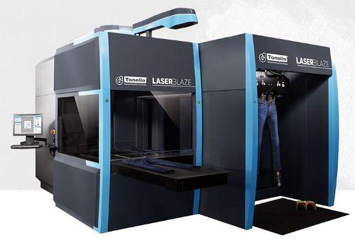laser texturing machine