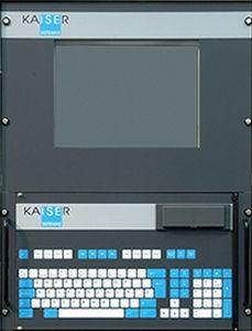 Ethernet computer workstation / industrial