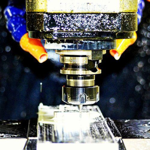 metal milling machining / for electronics / prototyping / medium series
