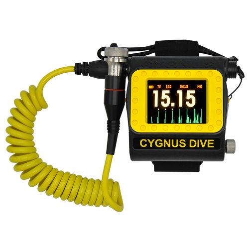 metal thickness gauge - Cygnus Instruments Ltd