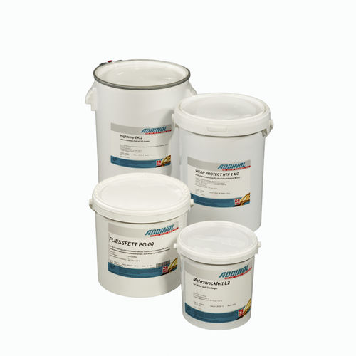 lubrication fluid grease