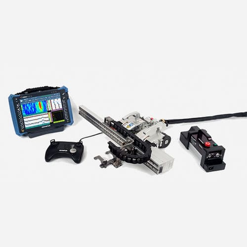welding inspection scanner / multi-axis / for corrosion mapping / portable