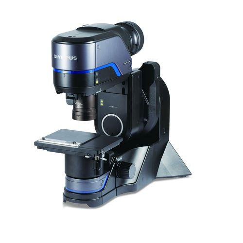 high-resolution microscope / inspection / industrial / digital