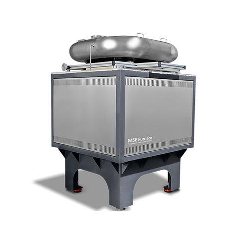 salt bath furnace / heat treatment / analysis / hardening